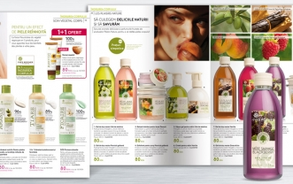 Yves Rocher Direct Selling – Eastern Europe – catalogue