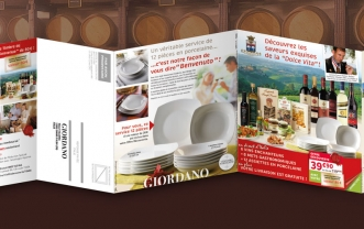 Giordano Vins – All-in-one Package Insert
